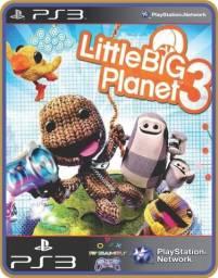 Título do anúncio: Ps3 Littlebigplanet 3