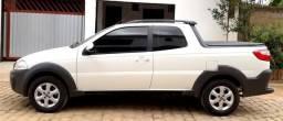 Fiat Strada Hard Working, CD, 3 Portas, Ano 2018, Km 15.500 -   - 2018