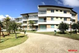 Paraíso das Dunas, apartamento no Porto das Dunas mobiliado, 3 quartos, 2 vagas