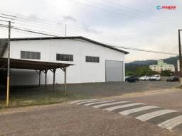 Galpão/depósito/armazém para alugar em Centro, Rodeio cod:4462