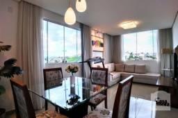 Apartamento à venda com 3 dormitórios em Fernão dias, Belo horizonte cod:262288