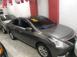 Nissan Versa Sl 1.6 novo troco me financio aceito carro ou moto maior ou menor valor