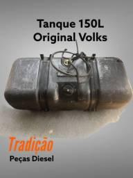 Tanque caminhão volks original 150 Litros