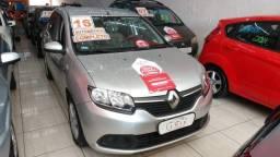 Renault Logan Expression 1.6 Flex Completo Automatico