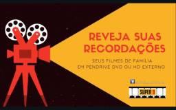 Converter Fita VHS K7 para DVD Filme Antigo para Digital