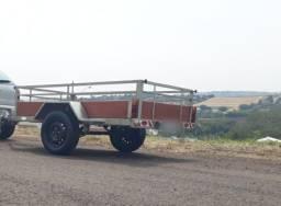 Reboque carga/moto