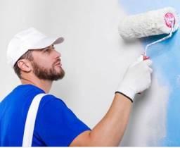 Contrato pintor profissional com experiência em carteira