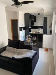 Apartamento com 2 dormitórios para alugar, 47 m² por R$ 900,00/mês - Jardim Manoel Penna -