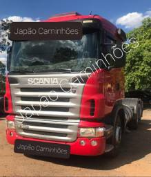 Caminhão Scania 380 6x2 2010 + bitrem randon 2013