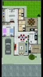 Casa à venda, 1 quarto, 1 suíte, 1 vaga, Panamá - Campo Grande/MS