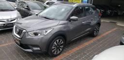 Nissan Kicks SL 1.6 Cinza