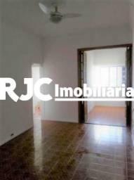 Apartamento à venda com 1 dormitórios em Praça da bandeira, Rio de janeiro cod:MBAP10893