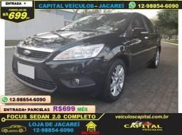 Focus Sedan 2013 Parcelas de 699 reais ao mês
