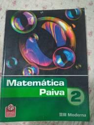 Livro Matemática volume 2 Paiva