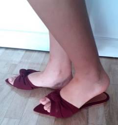 Sandália mulle