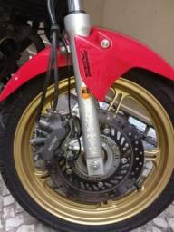 Moto cb 300 impecável