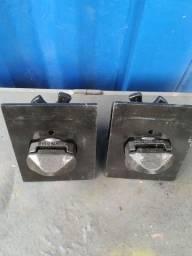 Catracas e Pinos locker para fixação de container
