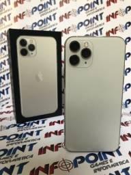 Apple IPhone 11 Pro 64Gb Prata / Dourado- Seminovo - Com Garantia - Loja Niterói