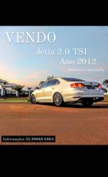 Vendo Jetta 2.0 TSI ou troco por veículo de menor valor.