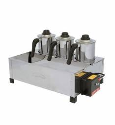 Esterilizador 3 Bule Automático contato Arnildo