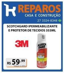 Scotchgard Protetor de Tecidos Impermeabilizante Spray 353ml - 3M