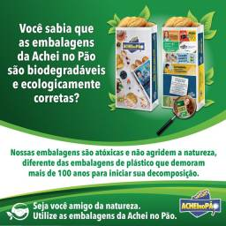 Publicidade no item mais consumido pelos brasileiros