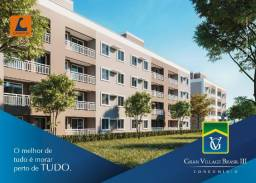 Vob - Village Brasil 3, apartamentos próximo a posto natureza no Turu