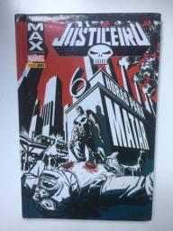HQ Justiceiro-6 horas para matar Marvel Comics