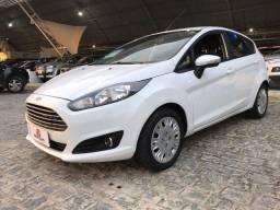 New Fiesta 1.6 SE 2017 Mecânico Estado de Novo