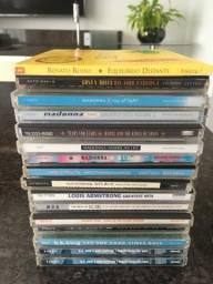 CDs vários títulos (faça sua oferta pelo lote) 240cds
