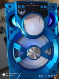 Caixa de som Bluetooth A-76