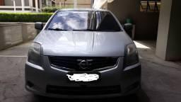 Sentra Nissan Prata 2011/12 + GNV + Flex