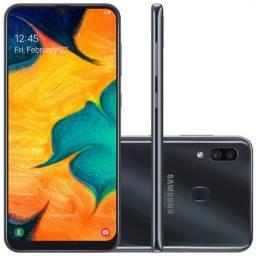 Samsung Galaxy A30(SM-A305GT, 4Gb/64Gb, Garantia) em até 12x