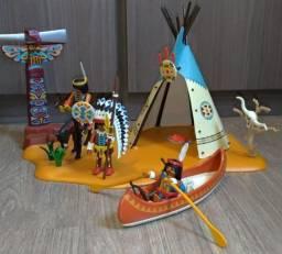 Playmobil - Super Set Índios Velho Oeste