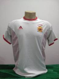 Camisa da Seleção da Espanha 2002 Adidas