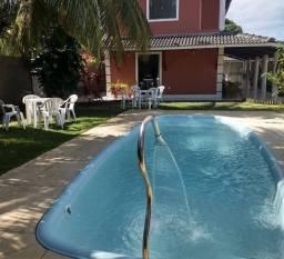 Casa com piscina Cond. Beira Mar em Barra do Jacuípe, 4/4 sendo 01 suite!!