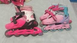 Vendo esses patins