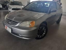 Honda civic lx automatico