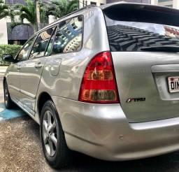 Corolla Fielder automática 2006, relíquia, R$ 23.500,00