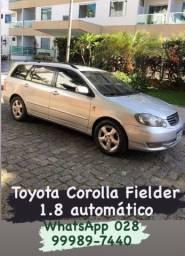Toyota Corolla Fielder 1.8 automático