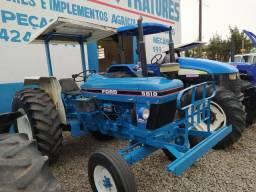 Trator Ford 5610 ano 1986. Trator em ótimo estado de aparência e mecânica. Estuda troca.