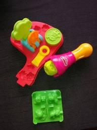 Brinquedos Play-doo Cada