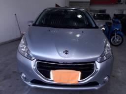 (Autoflexveiculos) Peugeot 208 Griffe 1.6 2016 teto panorâmico 5 pneus zero-Estado de zero