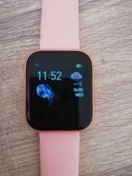 Smartwatch I5 Rosa