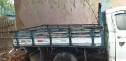 Carroceria de madeira camionete