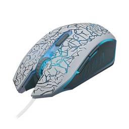 Mouse Gamer 2400 Dpi Led Rgb 6 Botões Usb Kp-v16 Knup - Rf Informatica