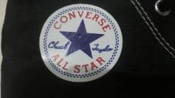 Tênis all star original 43 preto novo na caixa