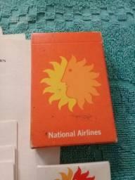 NATIONAL AIRLINES Colecionáveis