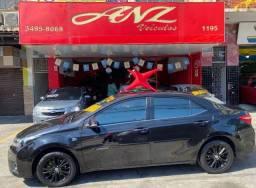 Título do anúncio: Corolla 015 Altis C/GNV 82.900 Preço real, financio até sem entrada!!!