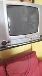TV LG 20 polegadas com conversor funcionando perfeitamente